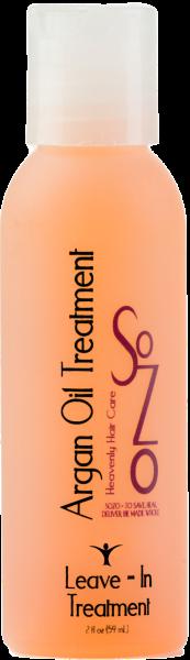 SoZo Argan Oil Leave-In Treatment 2oz (Medium)