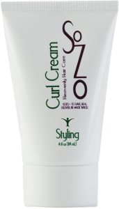 SoZo Curl Cream 4oz (Medium)