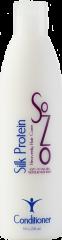 SoZo Silk Protein Conditioner 8oz (Medium)