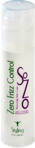 SoZo Zero Frizz Control 4oz (Medium)